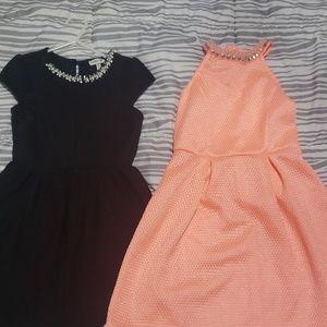 2 Monteau Girl dresses Size 10